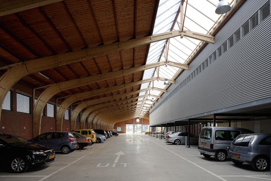 Singelhof Parking HUIZEN010 Woerden